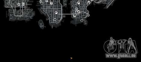 Bibliothèque Point Blank pour GTA 4 cinquième écran