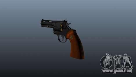Revolver Python 357 4 dans. pour GTA 4 secondes d'écran