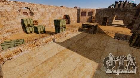 Lage von Counter-Strike De_Dust2 für GTA 4 weiter Screenshot