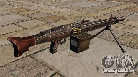 Allzweck-Maschinengewehr M63 für GTA 4 Sekunden Bildschirm