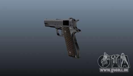 Pistole M1911 für GTA 4 Sekunden Bildschirm