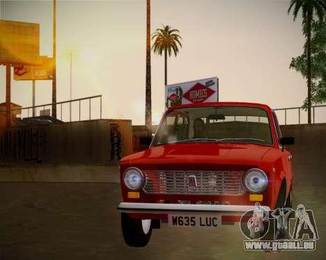 VAZ 21011 exportieren für GTA San Andreas