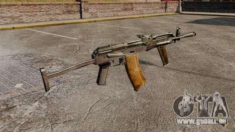 AK-47 v8 pour GTA 4 secondes d'écran