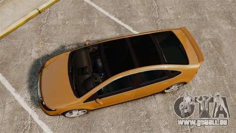 GTA V Cheval Surge für GTA 4 rechte Ansicht
