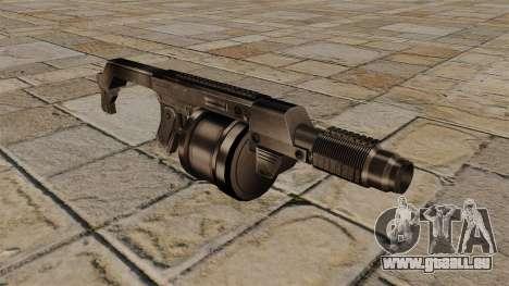 MGL manuel A-35 pour GTA 4
