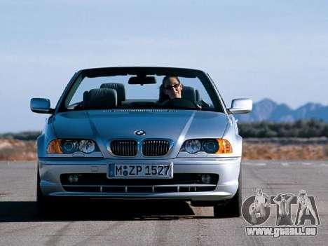 Nouveaux écrans de chargement BMW pour GTA San Andreas deuxième écran