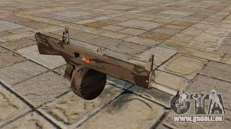 L'AA-12 shotgun pour GTA 4