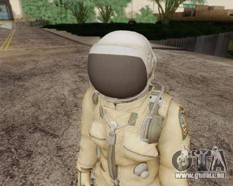 Pilote pour GTA San Andreas troisième écran