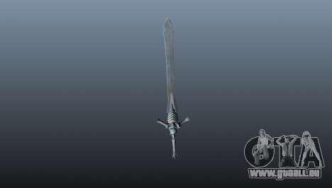 Épée de rébellion pour GTA 4