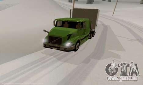 Volvo VNL430 für GTA San Andreas