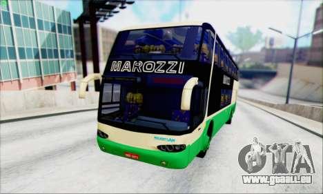 Marcopolo G6 Marozzi Autolinee für GTA San Andreas
