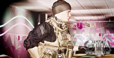 Pak from Battlefield 4 für GTA 4 Sekunden Bildschirm