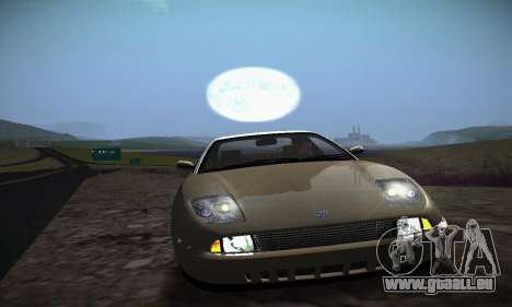 Fiat Coupe pour GTA San Andreas