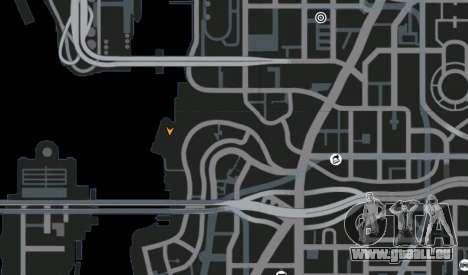 Base de données de survie pour GTA 4