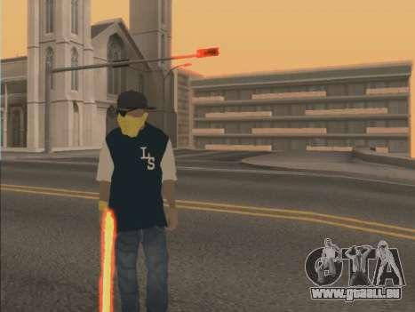 Color Mod für GTA San Andreas zweiten Screenshot