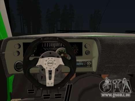 Ford Falcon Sprint pour GTA San Andreas sur la vue arrière gauche