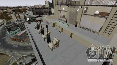 Base de données de survie pour GTA 4 sixième écran