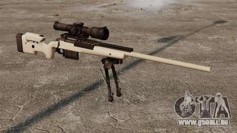 Scharfschützengewehr McMillan TAC-300 für GTA 4