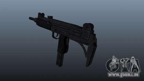 IMI Uzi Maschinenpistole für GTA 4 Sekunden Bildschirm