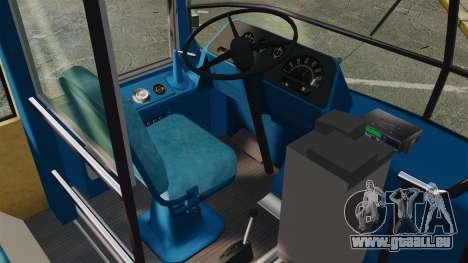 GM TDH 5303 v2 pour GTA 4 Vue arrière