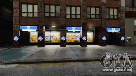 Aldi-Läden für GTA 4 Sekunden Bildschirm