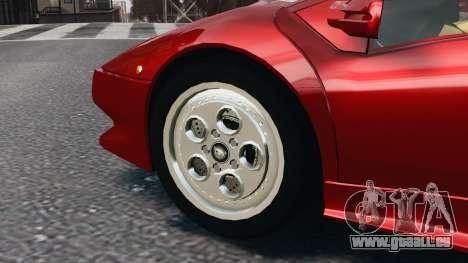 Lamborghini Diablo VT 1994 für GTA 4 linke Ansicht