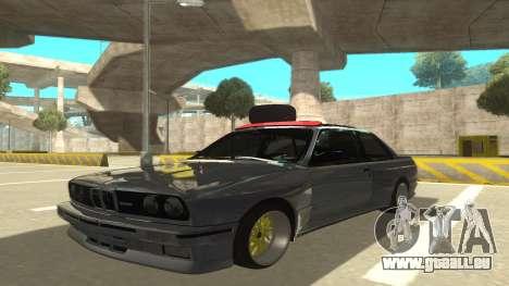 BMW E30 1991 für GTA San Andreas