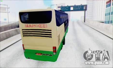 Marcopolo G6 Marozzi Autolinee pour GTA San Andreas laissé vue