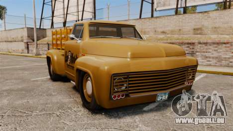 Hot Rod Truck Gas Monkey für GTA 4