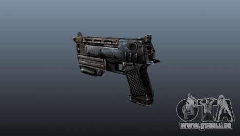 pistolet 10 mm pour GTA 4 secondes d'écran