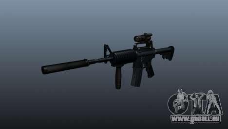 Automatique carabine M4A1 Grip pour GTA 4