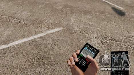 Thema für Ihr Nokia Nseries für GTA 4