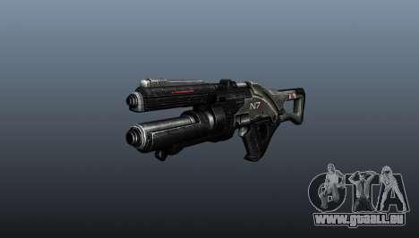 N7 Valkyrie pour GTA 4