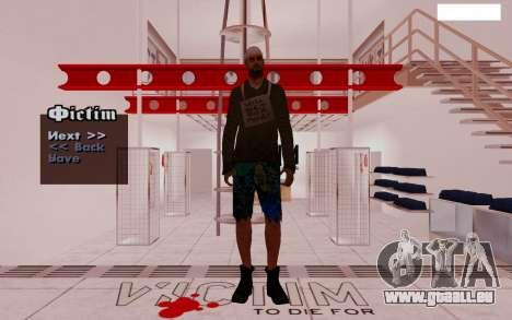 HD Pak Skins Vagabunden für GTA San Andreas her Screenshot