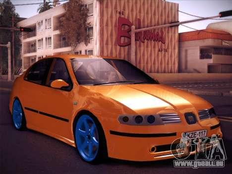 Seat Toledo Cupra R für GTA San Andreas