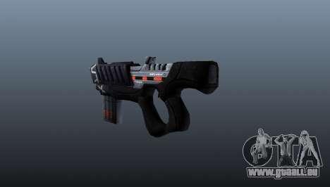 M9 Tempest für GTA 4 Sekunden Bildschirm
