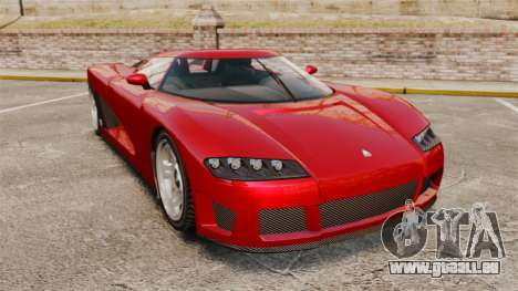 GTA V Overflod Entity XF pour GTA 4