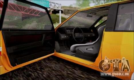 VAZ 21083 niedrige Classic für GTA San Andreas Seitenansicht