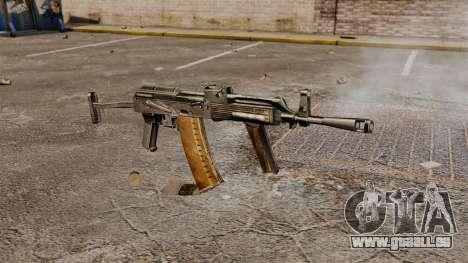 AK-47 v8 pour GTA 4