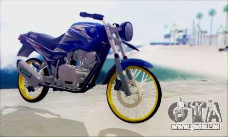 Yamaha 225R Scorpio Z für GTA San Andreas