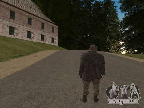 Viktor Reznov für GTA San Andreas fünften Screenshot