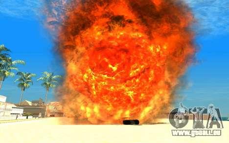 New Effects v1.0 pour GTA San Andreas troisième écran