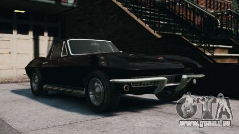 Chevrolet Corvette Stingray 427 1967 für GTA 4