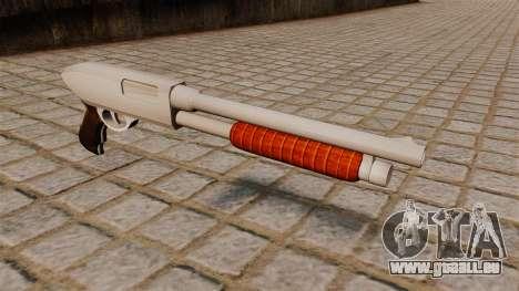 Nouveau fusil de chasse pour GTA 4