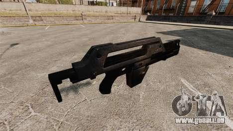M41A Pulse rifle für GTA 4 Sekunden Bildschirm