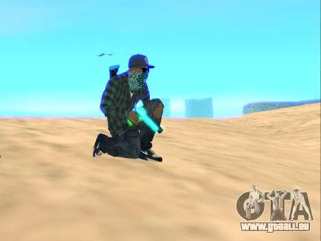 Rifa Gun Pack pour GTA San Andreas