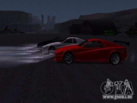 Sheetah Restyle für GTA San Andreas Räder
