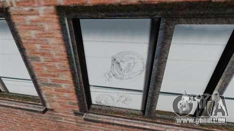 Nouveaux effets de verre pour GTA 4 quatrième écran