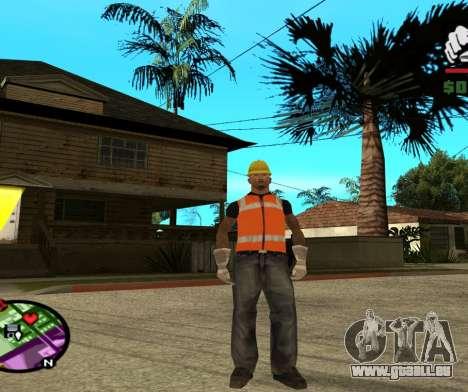 Constructeurs pour GTA San Andreas