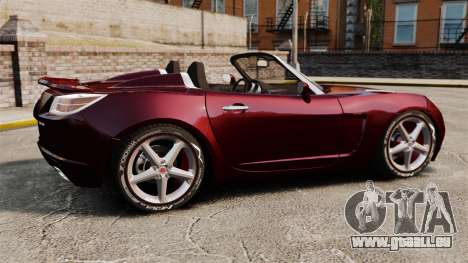 Saturn Sky Red Line Turbo für GTA 4 linke Ansicht